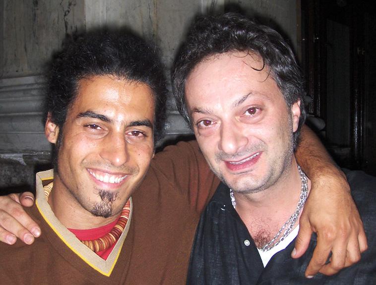 with Feridun Zaimoglu